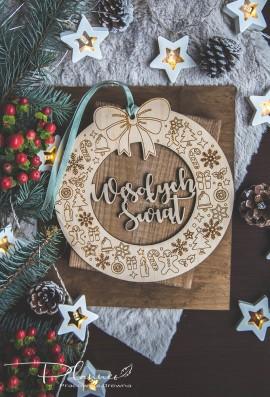Wieniec Bożonarodzeniowy