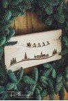 Deska z Mikołajem