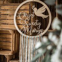 Obręcz na Chrzest Święty w kolorystyce boho.  Zapraszamy na naszą stronę www.planneo.pl znajdziecie tam wiele nowości 🕊  #chrzest #chrzestswiety #chrzestświęty #chrzestchłopca #chrzestdziewczynki #chrzestboho #chrzestrustykalny #obręcz #dekoracjanachrzest #drewno #wood #dekoracjedrewniane #uroczystość #rodzina