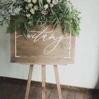"""Tablica powitalna """"Witamy"""" Gościła na naszym weselu i skradła serce, niejednej Parze!   #ślubu #puerwszarocznicaslubu #ślubowanie #naślub #doślubu #dzienslubu #zaproszenuaslubne #slubwpolsce #rustykalnyslub #slubnepomysly #polskislub #abcslubu #slubboho #przygotowaniaslubne #bioreslub #theceremony #weddingceremony #blessingceremony #stylewdding #myweddinginspiration #itsweddingday #polandwedding #tablicapowitalna #tablicapowitalnanaweselu #tablicapowitalnadlagości #polishbride #stylebride"""