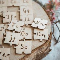 Wyjątkowe puzzle do nauki alfabetu!  ________________________________________ #puzzle #puzzlealfabet #alfabet #baby #babygirl #babyboy #babyroom #kids #kidsroom #kidsroomdecor #zabawa #nauka #drewnianezabawki #naukaalfabetu #handmade #dzieckowdomu #zistańwdomu