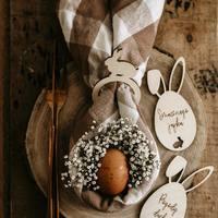 Wielkanoc już za Nami. Mamy nadzieję, że chociaż na chwile zapomnieliście o problemach.  Już niedługo pojawia się u Nas ślubne nowości 👰🏻🤵🏻 ________________________________________ #poswietach #nowe #new #drewno #dekoracjezdrewna #kwiecień #slub #wesele #noweżycie #nowości