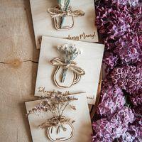 Kolejną propozycją na dzień Mamy są piękne i subtelne wazoniki magnesy!  ________________________________________ #wazon #kwiaty #magnesynalodowke #magnesy #lodówka #prezent #prezentdlamamy #mama #dzienmamy #dzienmatki #drewno #obraz #miłość #dedykacja #kochamciemamo #love #handmade #handmadewithlove #new #wyjatkowyprezent #kobieta #matkapolka ♡