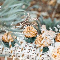 Minitoppery zawsze są pięknym dodatkiem do słodkiego stołu podczas Waszej uroczystości!  ________________________________________ #minitoppery #slodkistol #candybar #slodycze #zmiloscidoslodkosci #slub #ślub #wesele #wesele2020 #rustykalnewesele #rustykalnedekoracje #drewno #drewnianedekoracje #handmade #mążiżona #mąż #żona #justmarried #nowożeńcy