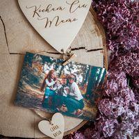 Kocham Cię Mamo ♡ Jedna z naszych propozycji na dzień Mamy!  Serduszka występują w dwóch rozmiarach. Doczepiane serduszko jest personalizowane.  ________________________________________ #mama #dzienmamy #miłość #kochamciemamo #kochammame #córka #syn #zdjecia #prezent #handmade #handmadewithlove #baby #babyboy #babygirl #kids #kidsphotography